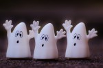 Why are Ghosts White?