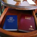 Why do Hotels have bibles?