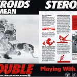 WHY DO ATHELETES TAKE STEROIDS?