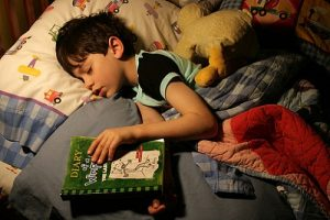 Late Bed Times Correlate to Lower Grades for Teens