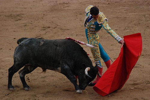 Bullfighting and Barbarism