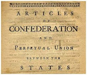 Similarities Between the Articles of Confederation and the Constitution