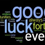 The difference between luck and fortune