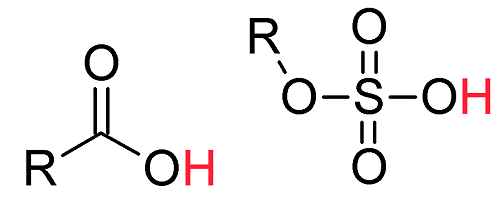 Difference between Organic Acid and Inorganic Acid