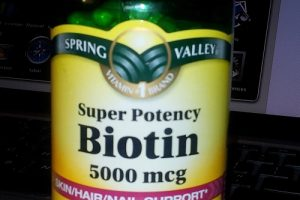 Differences between Collagen and Biotin