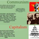 Similarities Between Capitalism and Communism
