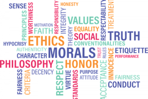 Similarities Between Ethics and Morals