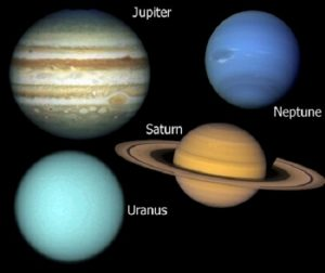 Similarities Between Inner and Outer Planets-1